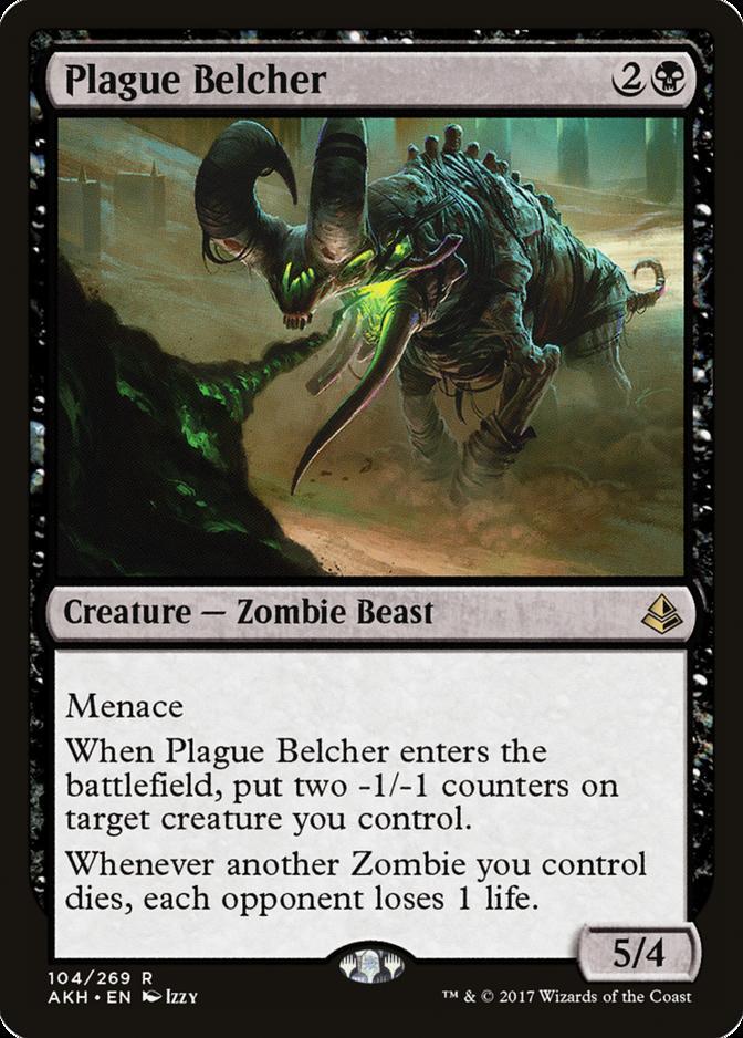 Plague Belcher [AKH]