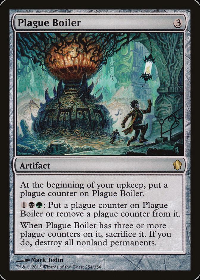 Plague Boiler [C13]