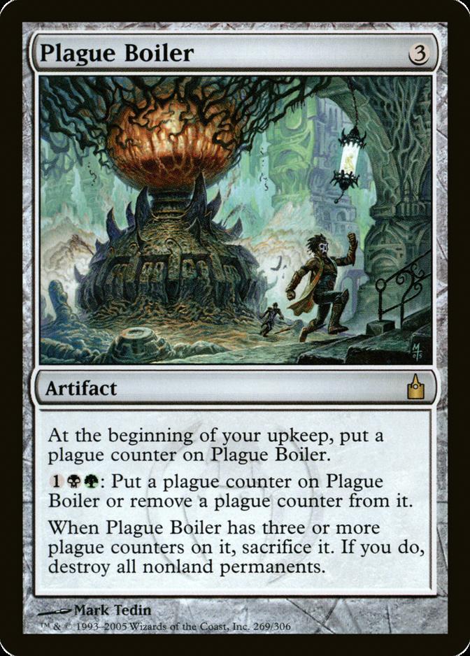 Plague Boiler [RAV]