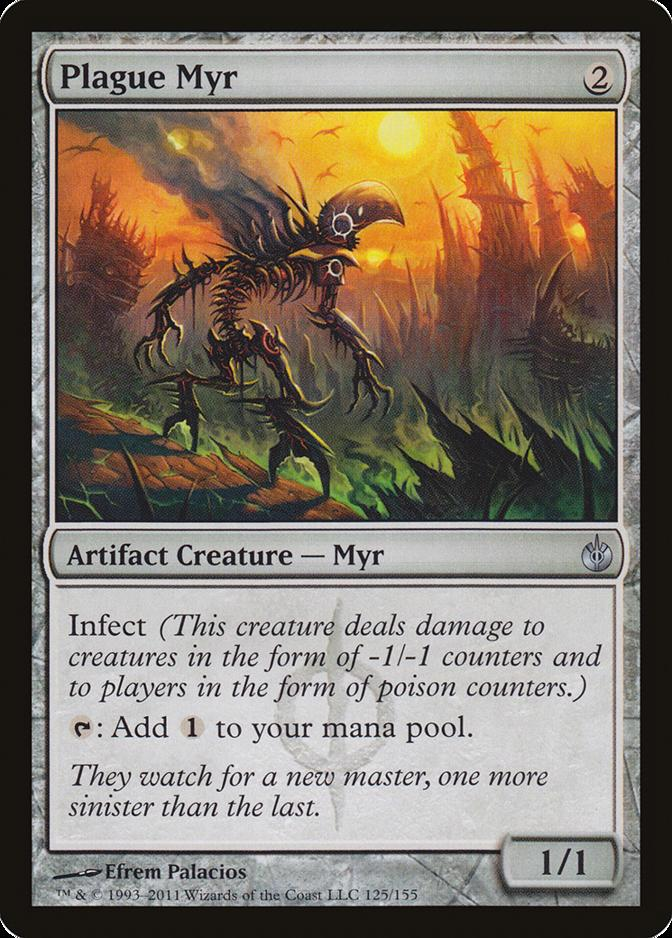 Plague Myr [MBS]