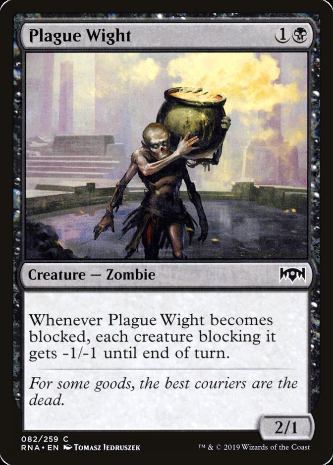 Plague Wight [RNA]