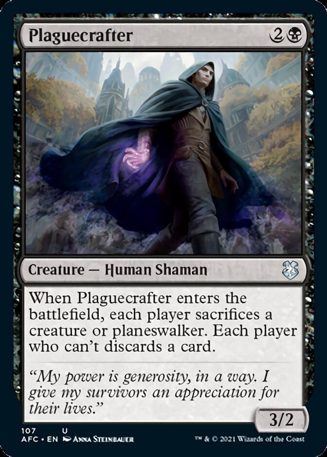 Plaguecrafter [AFC]