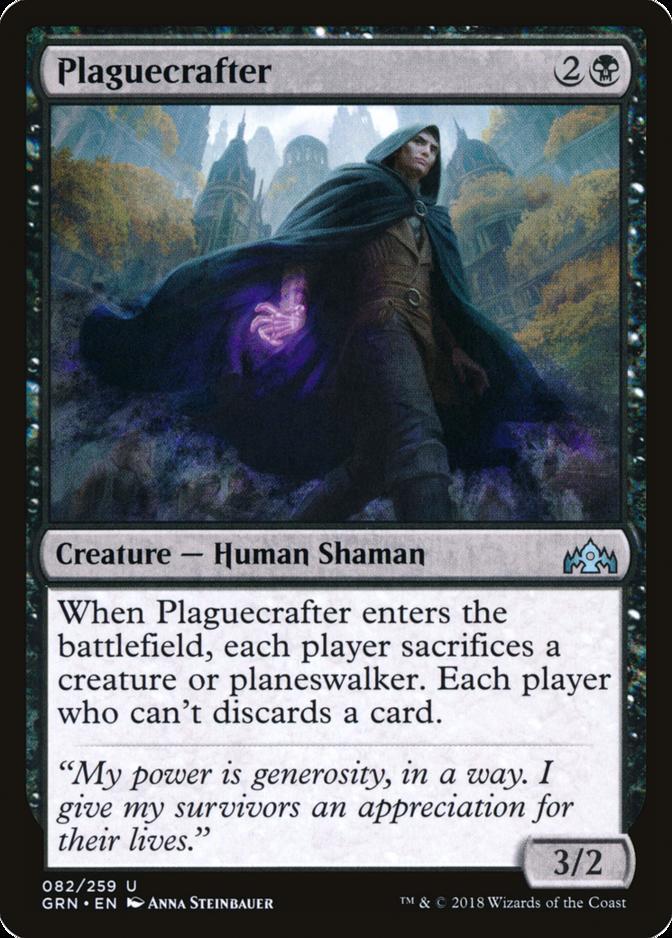 Plaguecrafter [GRN]