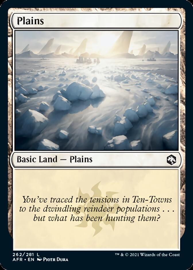 Plains <262> [AFR]