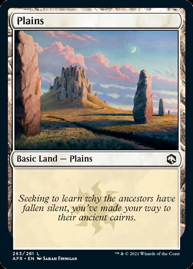 Plains <263> [AFR]
