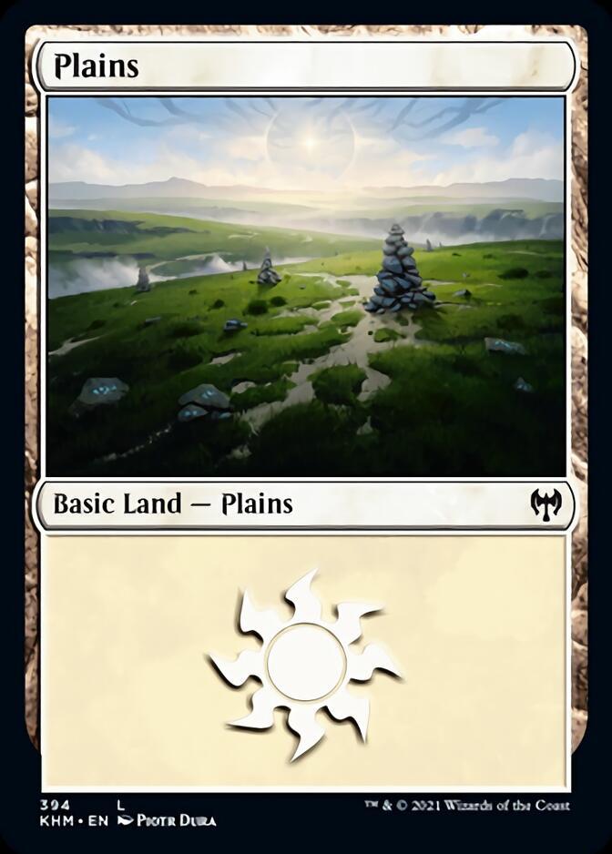 Plains <394> [KHM]