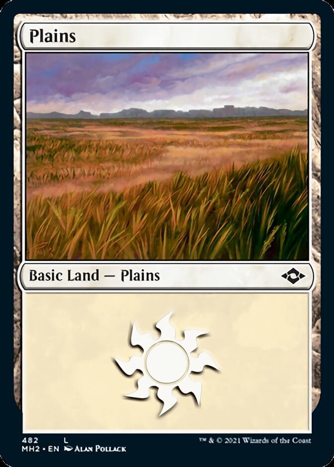 Plains <482> [MH2]