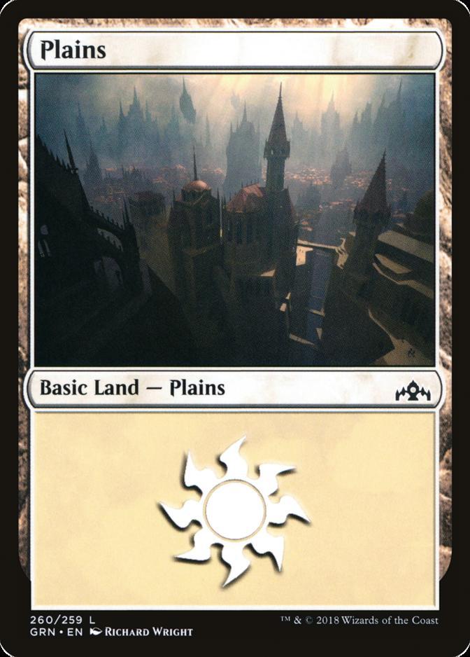 Plains [GRN]