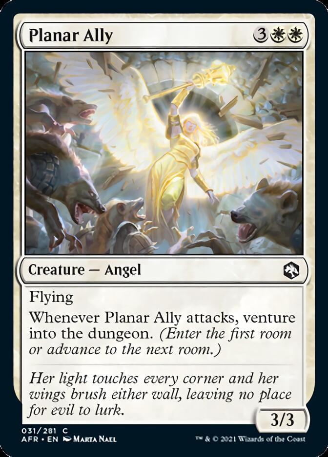 Planar Ally [AFR]