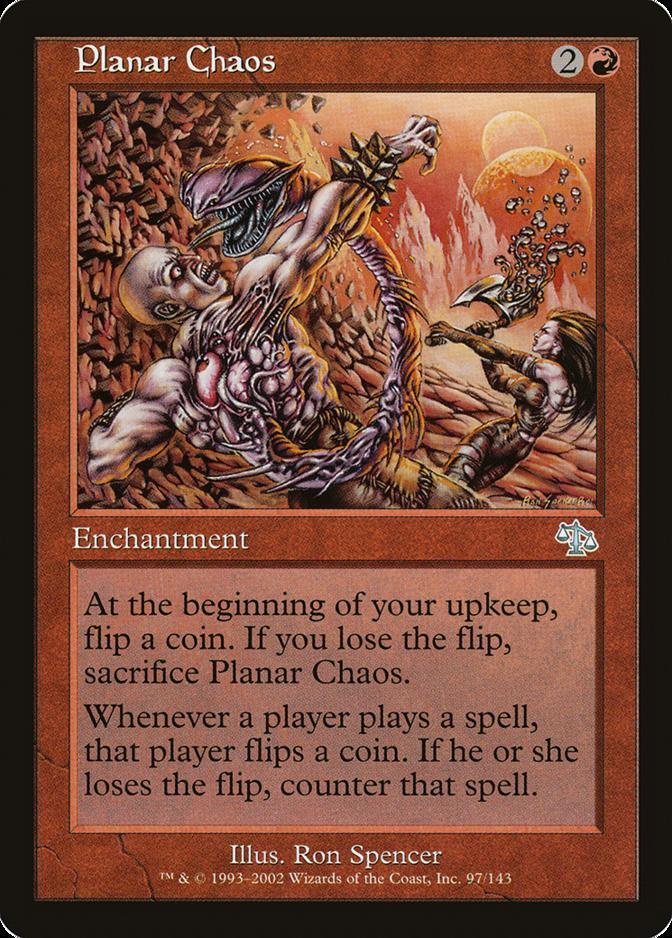 Planar Chaos [JUD] (F)