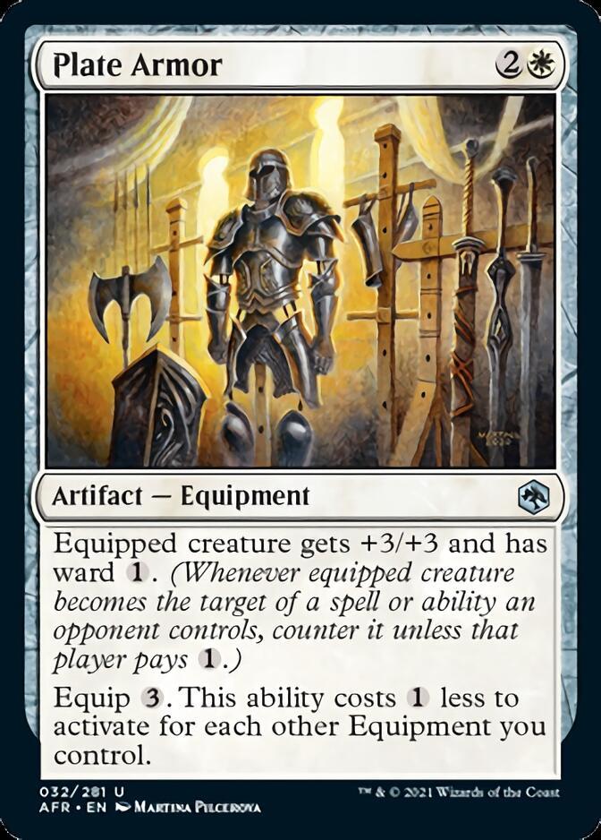 Plate Armor [AFR]
