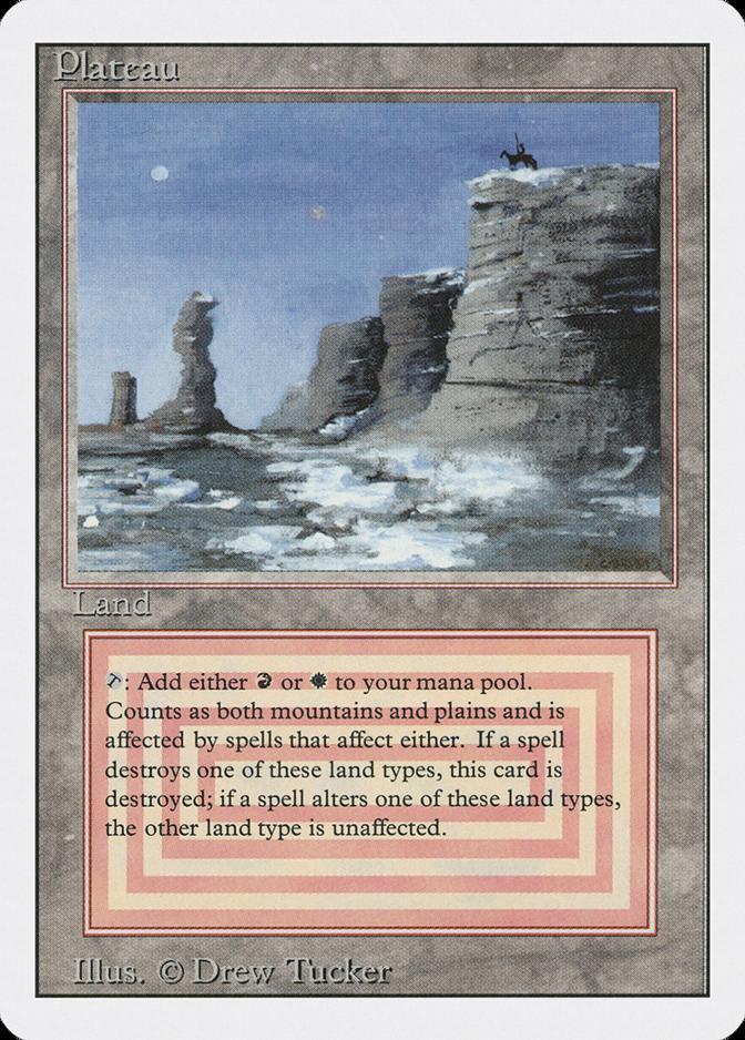 Plateau [3ED]