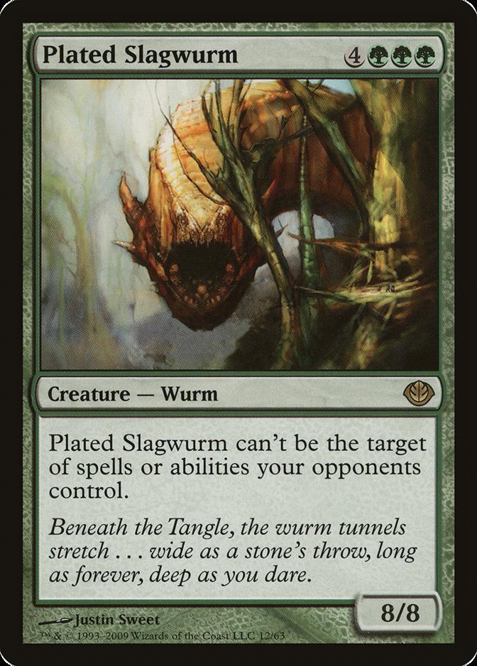 Plated Slagwurm [DDD]