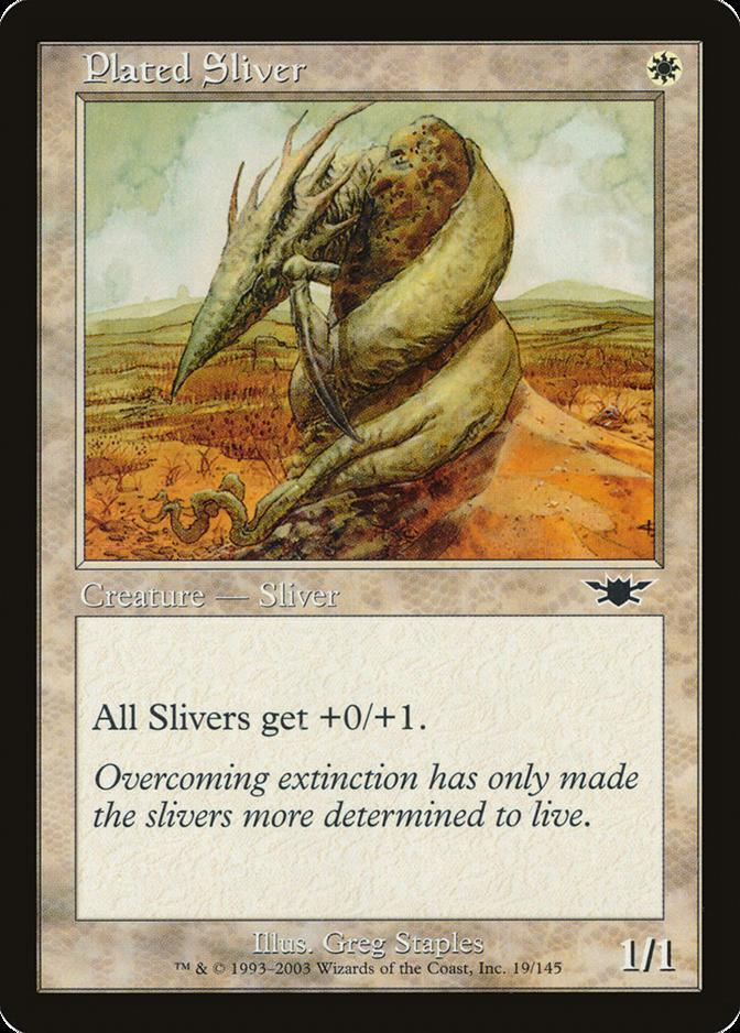 Plated Sliver [LGN]