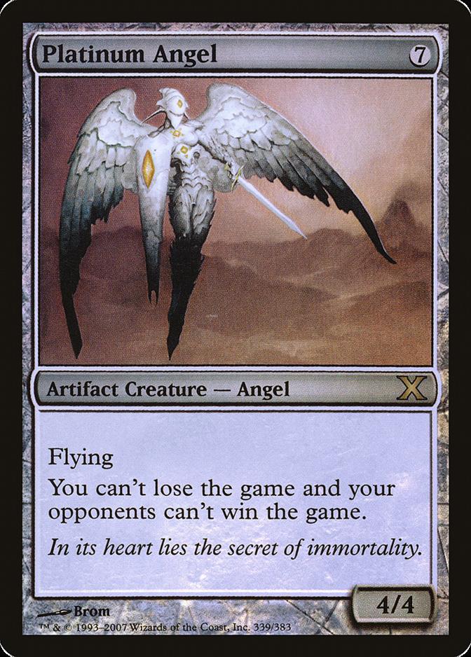 Platinum Angel [10E]