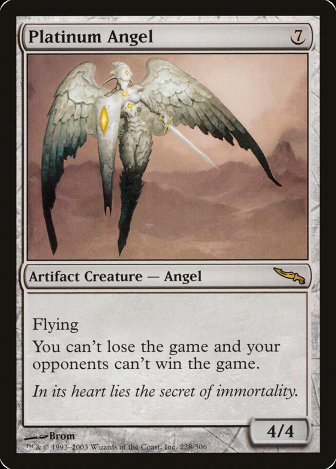 Platinum Angel [MRD]