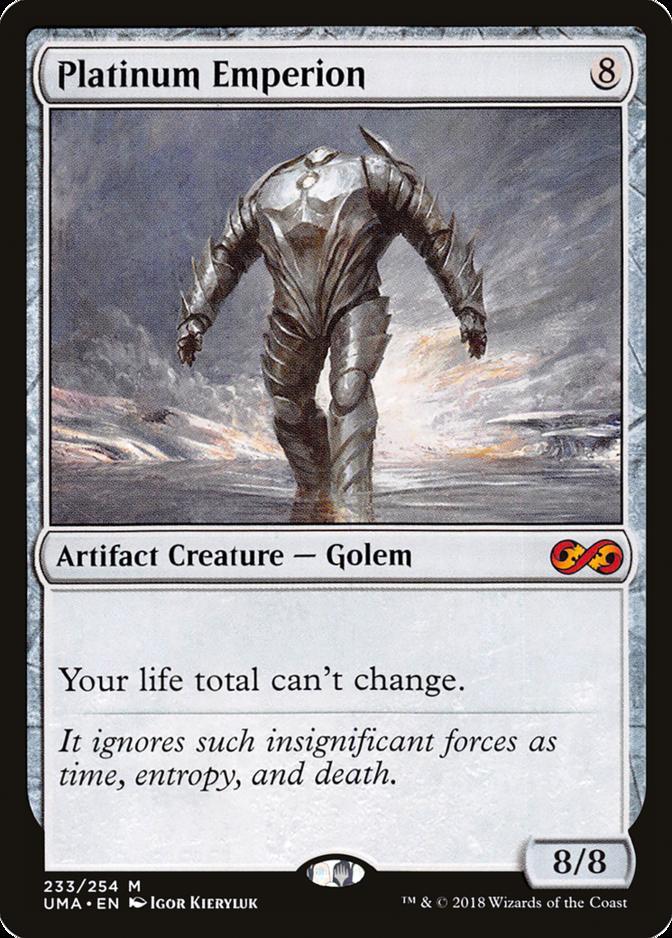 Platinum Emperion [UMA]