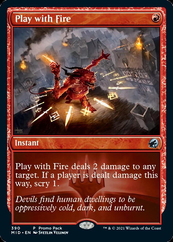 Play with Fire <promo pack> [MID]