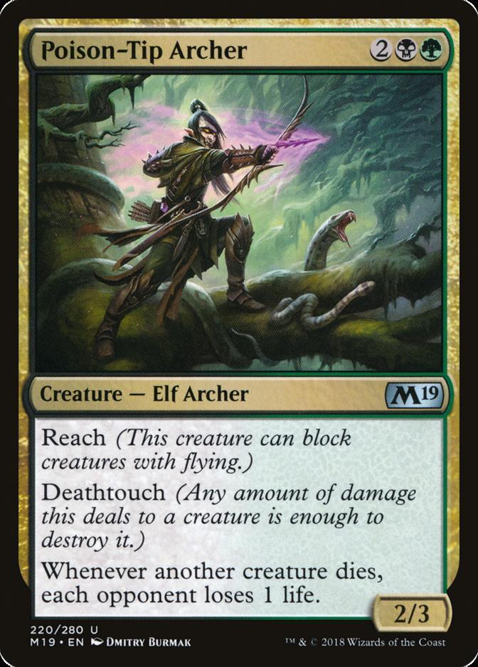 Poison-Tip Archer [M19] (F)