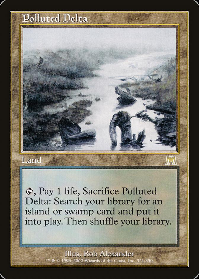 Polluted Delta [ONS] (F)