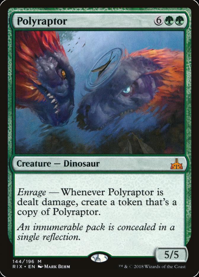 Polyraptor [RIX] (F)
