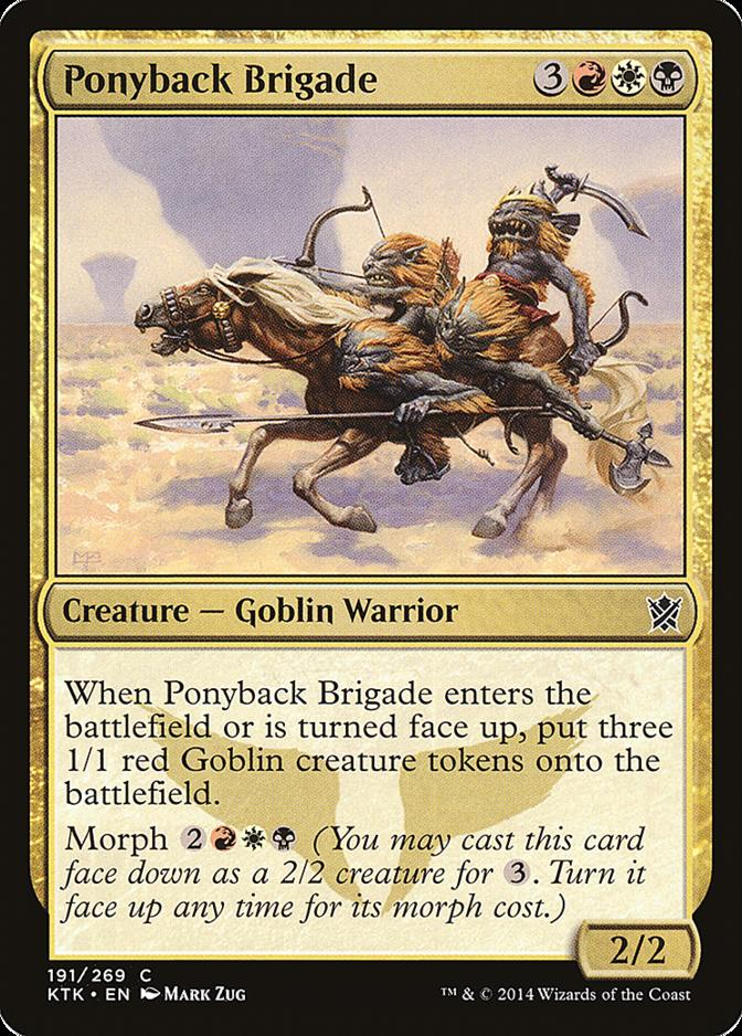 Ponyback Brigade [KTK]