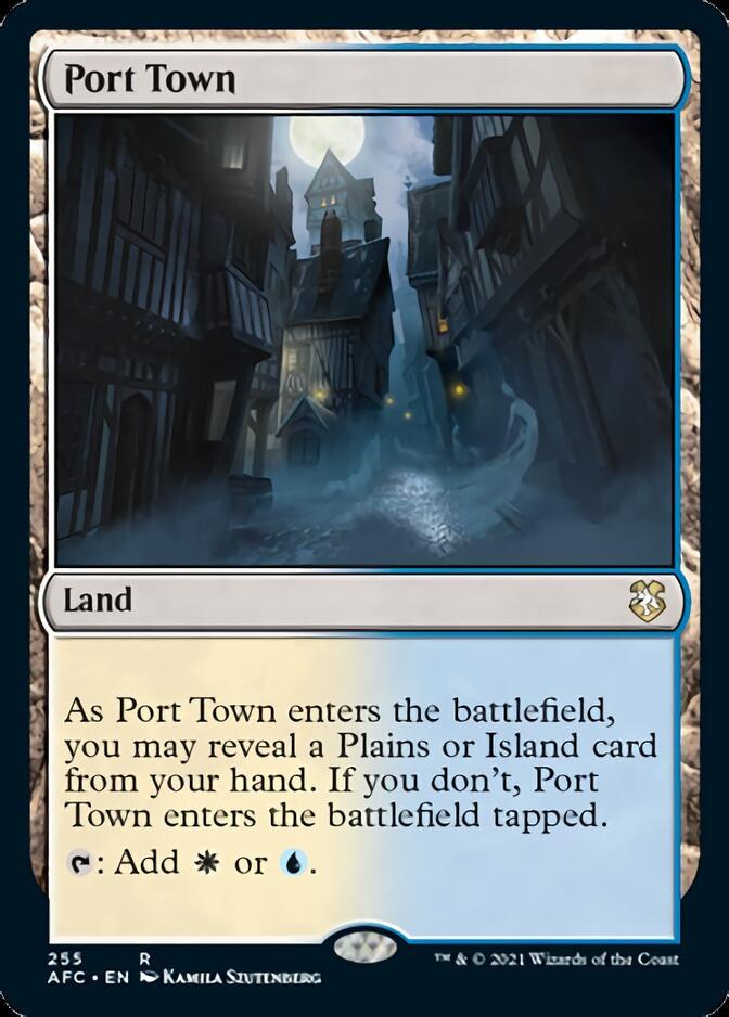 Port Town [AFC]
