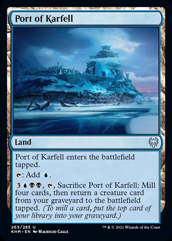 Port of Karfell [KHM]