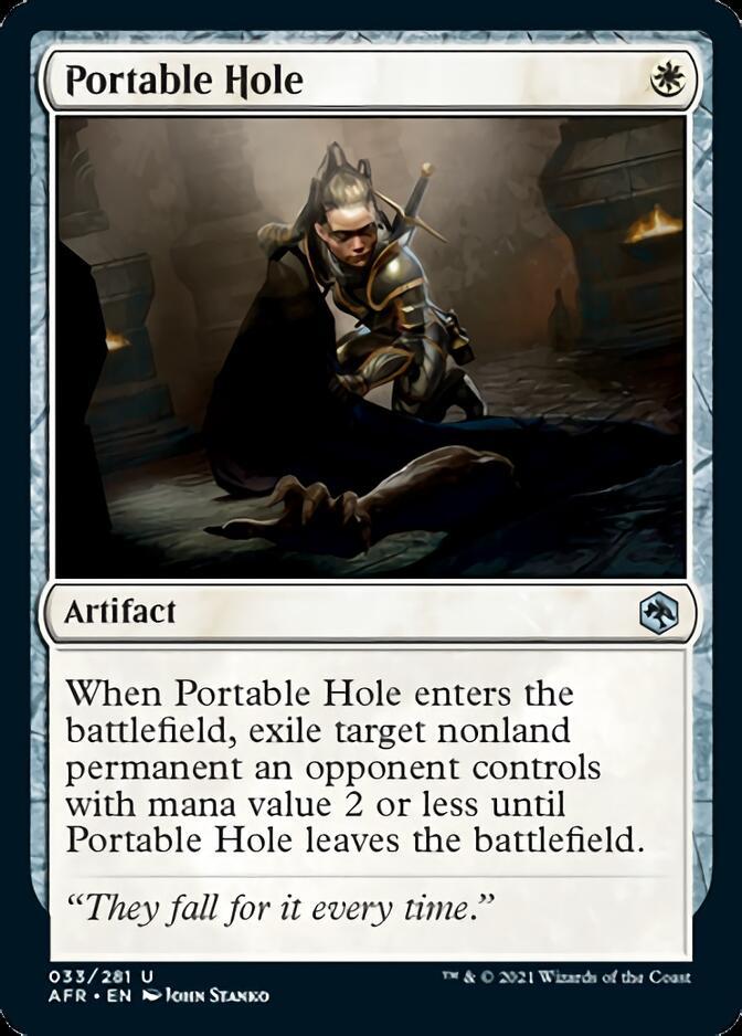 Portable Hole [AFR]
