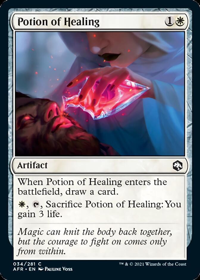 Potion of Healing [AFR]
