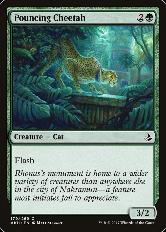 Pouncing Cheetah [AKH]