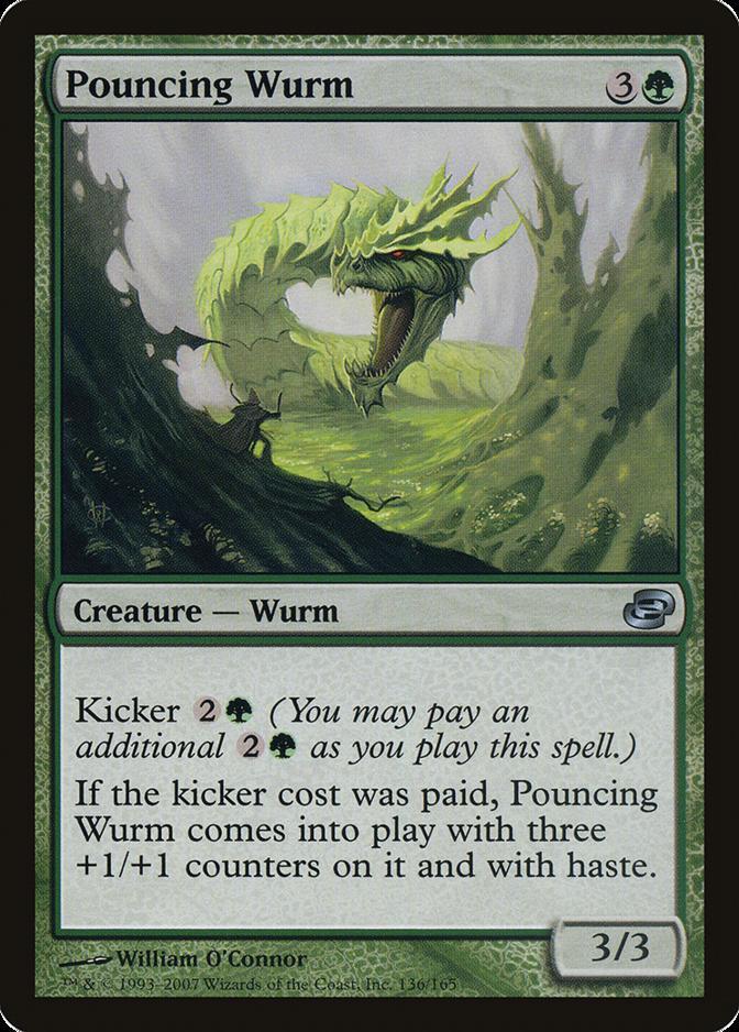 Pouncing Wurm [PLC]