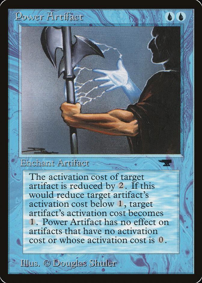 Power Artifact [ATQ]