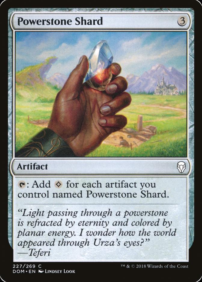 Powerstone Shard [DOM]