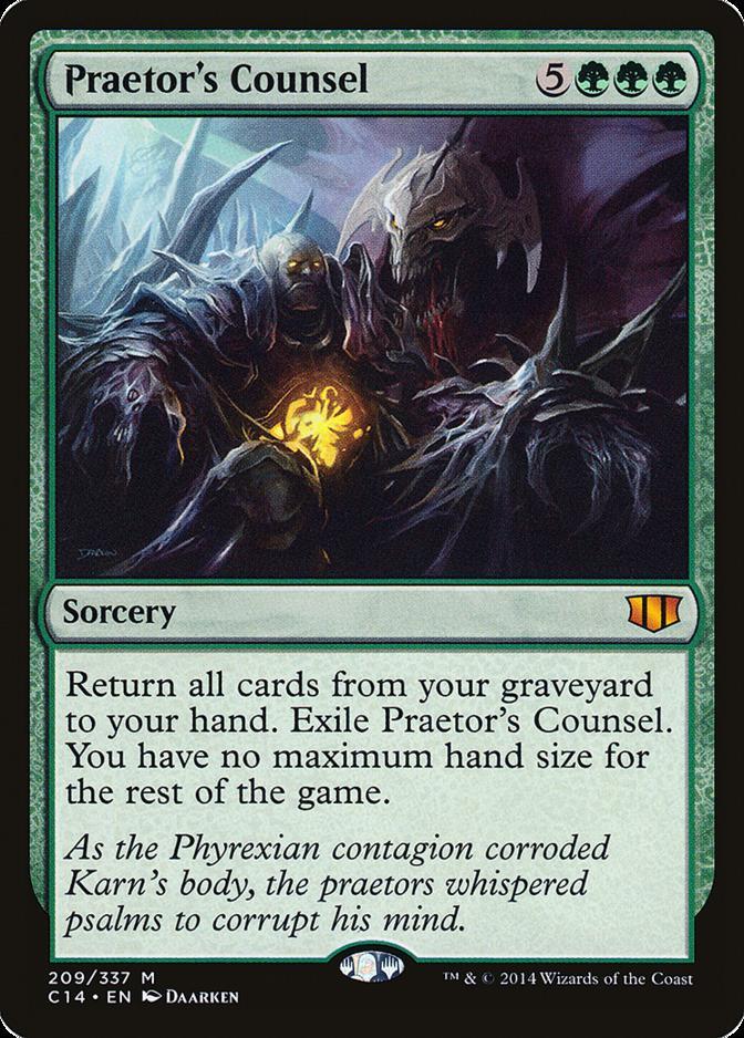Praetor's Counsel [C14]