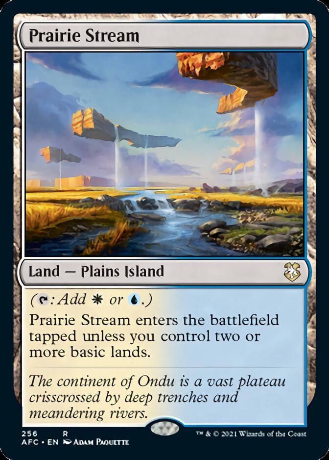 Prairie Stream [AFC]