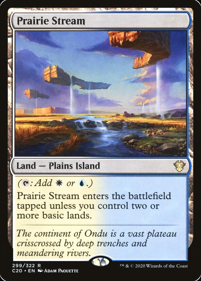 Prairie Stream [C20]
