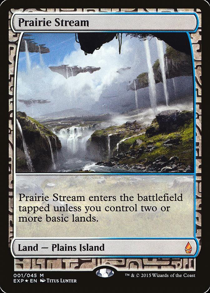 Prairie Stream [EXP]
