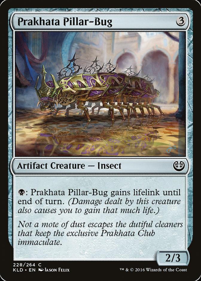 Prakhata Pillar-Bug [KLD]