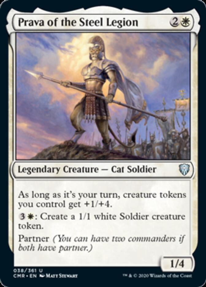 Prava of the Steel Legion [CMR]