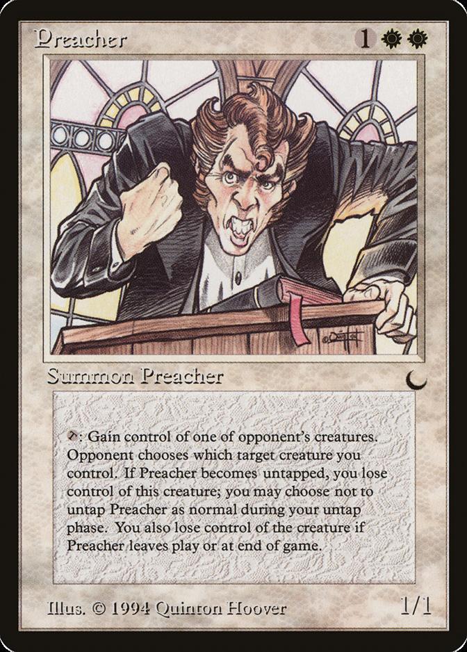 Preacher [DRK]