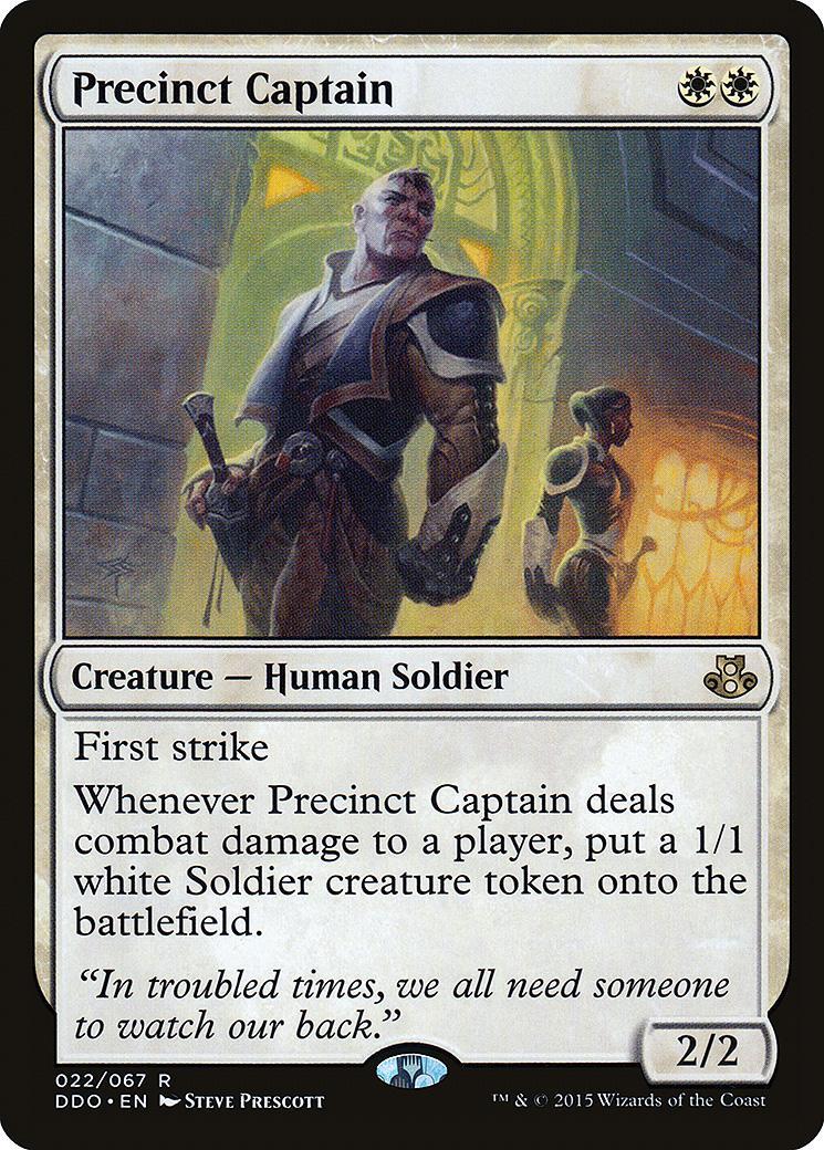 Precinct Captain [DDO]