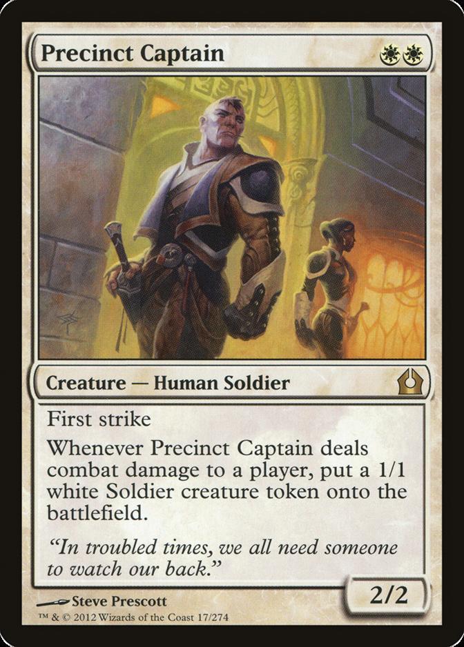 Precinct Captain [RTR] (F)