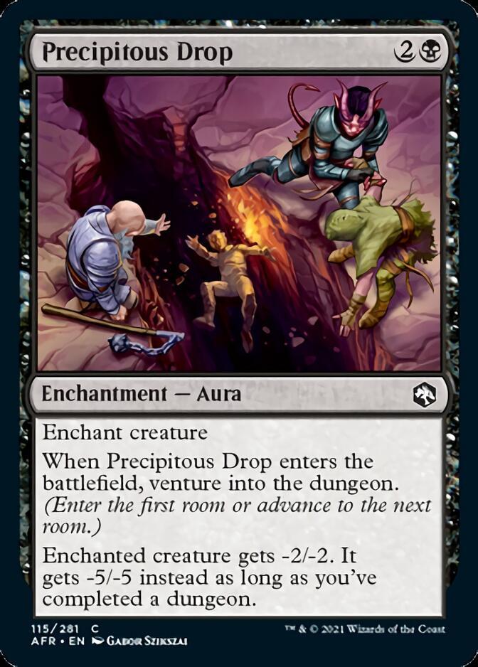 Precipitous Drop [AFR]