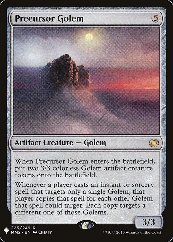 Precursor Golem [MB1]