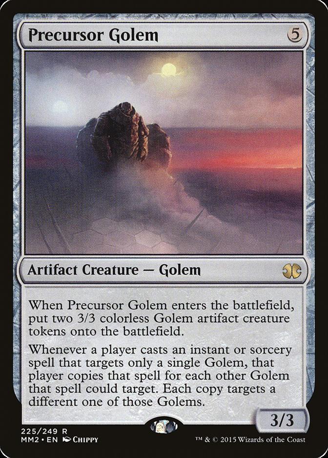 Precursor Golem [MM2]