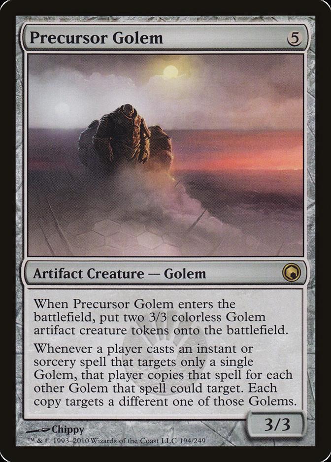 Precursor Golem [SOM]