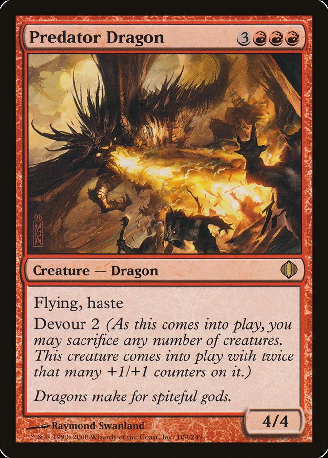 Predator Dragon [ALA]