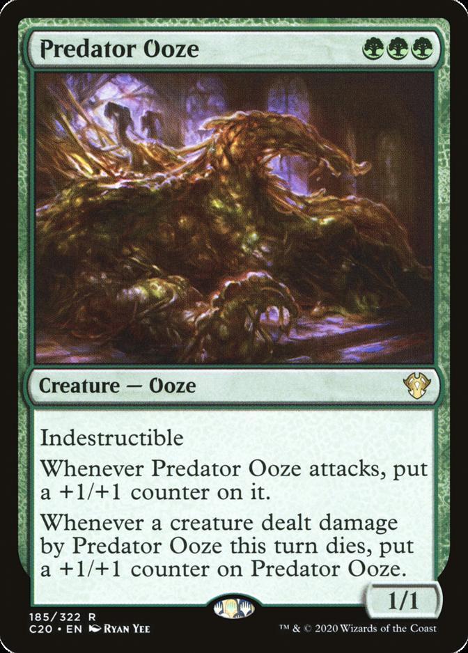 Predator Ooze [C20]