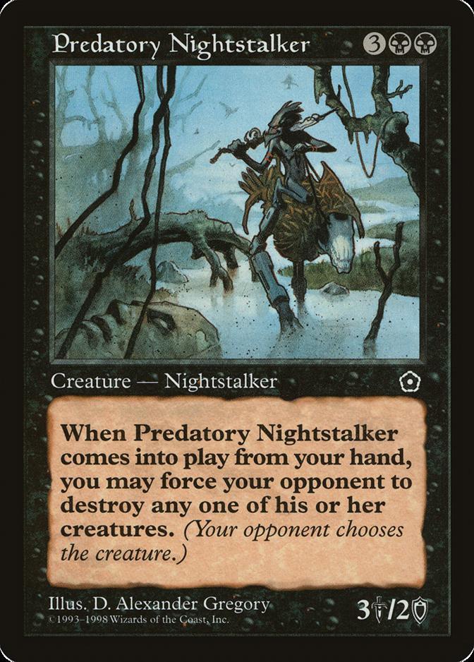 Predatory Nightstalker [PO2]